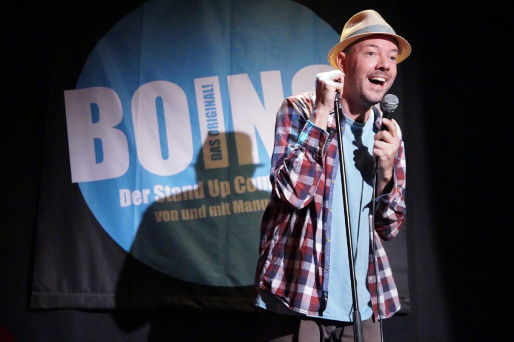 DSC01612 - BOING! Comedy Club