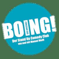 boing logo transparent Kopie - BOING! Comedy Club