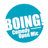 comedy open mic transparent 200 - BOING! Comedy Club